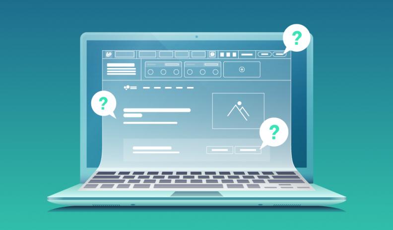كيفية انشاء موقع ويب أو تصميم موقع